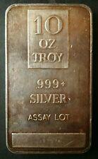 10oz Silver Bar
