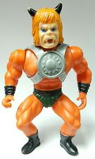 Vintage GALAXY HEROES HORNED DEVIL w/ chest harness KO knock off MOTU