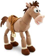 Disney Pixar Toy Story Brown Woody Jessie Bullseye Plush Soft Doll Kids Gifts