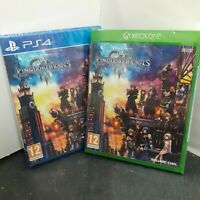 Kingdom Heart 3  PS4 Playstation 4 Xbox One Game - New & Sealed