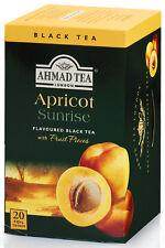Ahmad Tea - Apricot Black Tea - 20 Teebeutel