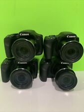 Canon PowerShot SX530 HS 16.0MP Digital Camera AS IS ) Lot 4) For Part Only