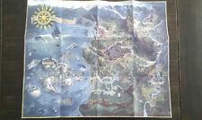 The Witcher 3: Wild Hunt MAP only Fast NEW + sticker as a gift uk english