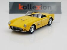 BBR 246CPRE FERRARI California 250 LWB 1959 Yellow 20 ex. 1.43