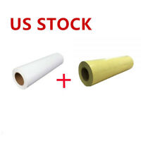 """US Stock 20/"""" x 98´ Roll Application Tape for Image Heat Transfer Press Printing"""