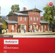 "Auhagen 11381 H0 - Bahnhof "" Krakow "" NEU & OvP"
