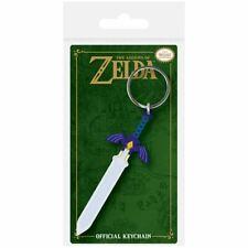 Legend del Zelda caucho Keychain Master espada 6 cm Pyramid International the