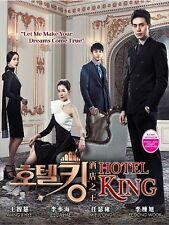 Korean Drama DVD: Hotel King (2014)_Good English Sub_All Region_FREE SHIPPING