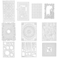 Metal Cutting Dies Stencils for DIY Scrapbooking Album Paper Card Embossing /Neu