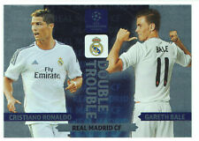 Panini Adrenalyn XL Champions League 2013-14 Double Trouble Ronaldo & Bale