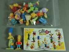 HPF: Simpsons - Komplettsatz + Variante Marge und Bart + 1 BPZ