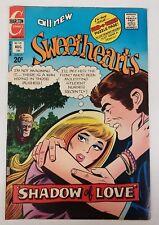 Sweethearts  #135 Charlton Comics Romance 1973   FN-