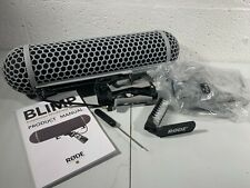 Rode Blimp Windshield and Rycote Shock Mount Suspension System w/ Deadcat