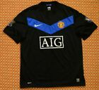 2009 - 2010 Manchester United, Away Football Shirt by Nike, Large, #12 Foster