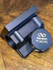 Newport 340 Rc Post Clamp Mount 15 Diameter Great For Optical Tables