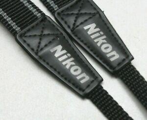 Original Nikon Thin Neck Strap for Mirrorless Cameras