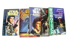 Lot of 5 Science Fiction Fantasy Books Star Wars The Black Hole Force of Arms