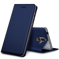 Handy Hülle Nokia 7 Plus Book Case Schutzhülle Tasche Slim Flip Cover