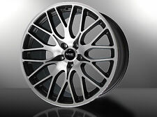 Concave 8,5x19 Zoll Alufelgen BMW X1  Typ X1  20 21 22 Schwarz Black