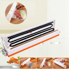 Portable Seal Vacuum Food Bag Sealer Packaging Machine Starter Kitchen Tools USA