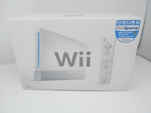 Nintendo Wii Sports BOX Only with Manuals and 1 of the Cardboard Inserts
