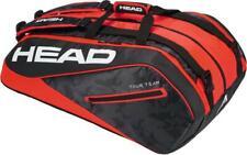Head Tour Team 12 Monstercombi Tennis Racket Bag - Red/Black Rrp £80