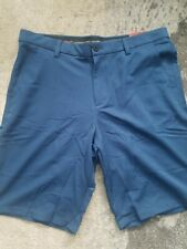 FILA Sport Mens Size 36 Blue Golf Driver Shorts New with tags