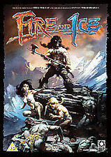 Fire And Ice [DVD] New & Sealed