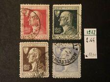 REGNO 1927 VOLTA SERIE USATA ..