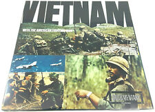 VIETNAM With The American Fighting Man LP Documentary Original Sealed - 1966