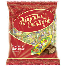 Chocolates Krasnaya shapochka 250g Russian Comfits