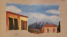 Carolyn Yovan Tatouage Dry Rub Transfer Wall Decor Large Cafe Mural (12 Panels)
