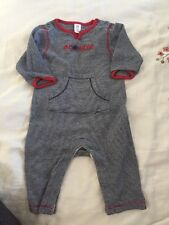 Baby Gap Pj One Piece Sweater Romper 3-6 M