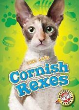 Cornish Rexes by Christina Leighton Hardcover Book (English)