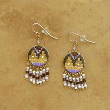 Wanderlust Peru Southwestern Pierced earrings