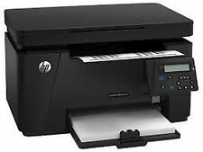 HP LaserJet Pro M125nw All-In-One Wireless Laser Printer - Black (CZ173A)