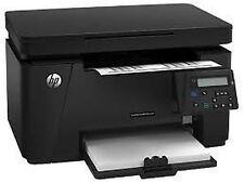 HP LaserJet Pro M125nw All-In-One Wireless Laser Printer - Black (CZ173A)