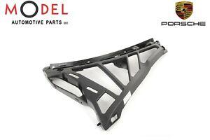 Porsche Genuine Lower Front Bumper Lateral Guide 95850517700
