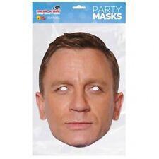 Daniel Craig - Cardboard Face Mask