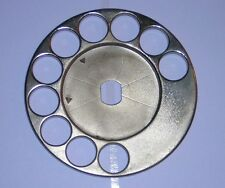 Automatic Electric Telephone Phone Finger Wheel Dial Nickel AE34 AE35 AE40 AE50