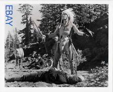 H.M. Wynant barechested Oregon Passege VINTAGE Photo