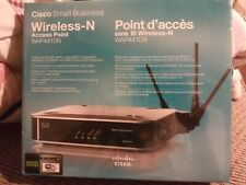 Cisco Small Business Wireless-N Access Point WAP4410N with PoE w/ Extra Security