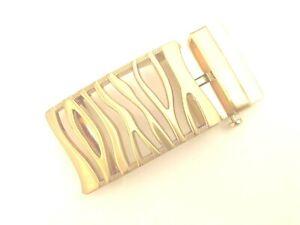 MENS DESIGNER GOLD 35MM RATCHET BUCKLE FOR MEN EXCLUSIVE AUTOMATIC LTD EDITION