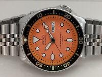 PRE-OWNED SEIKO SCUBA DIVER 7S26-0020 SKX011J AUTOMATIC MEN'S WATCH 642474