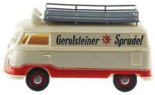 "Brekina 932168 VW T1b cajones ""Gerolsteiner agua con GAS"" Lim. 140 pcs. 1:87"