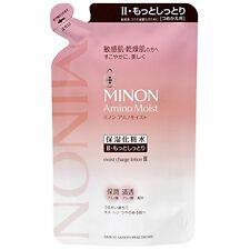 MINON Amino Moist - Moist Charge Lotion II (Deep Moisture type) 130ml Refill