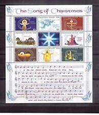 CHRISTMAS ISLAND 1978 Christmas min sheet MUH