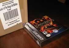 The Lord of the Rings: The Third Age (Game Boy Advance) ..Brand NEW!!