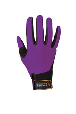 Noble Outfitters Perfect Fit Gloves- Blackberry (Purple)- Size 6