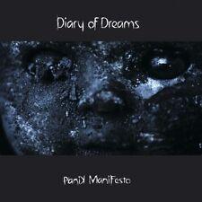 DIARY OF DREAMS Panik Manifesto CD 2002